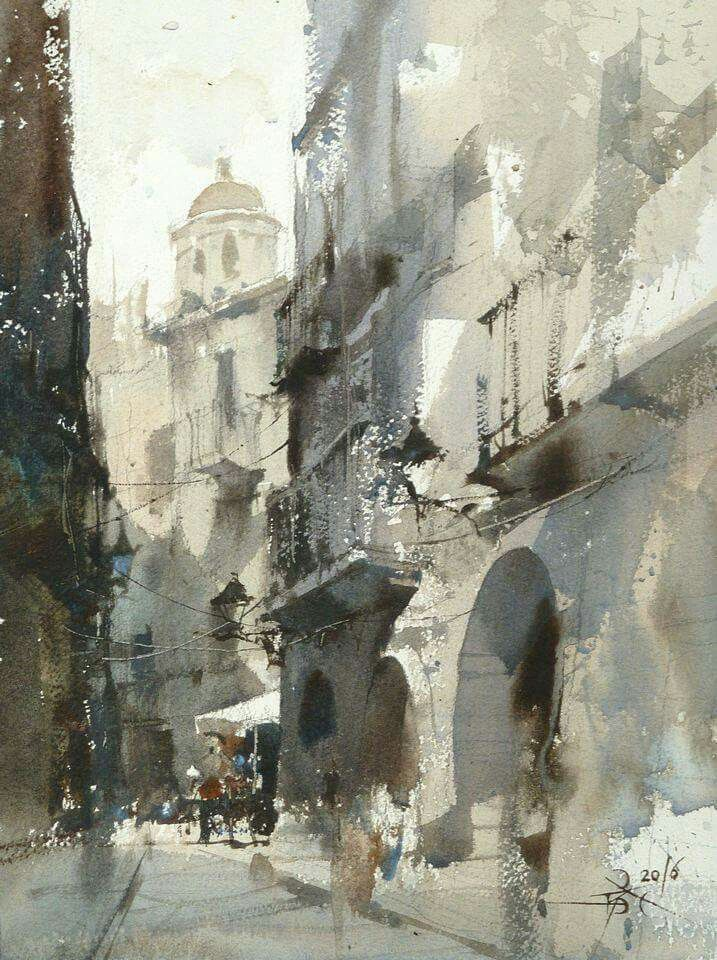 Chien Chung Wei, 2016 Girona workshop