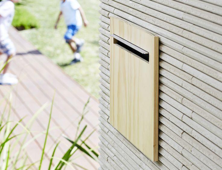 Javi Fence Mount Letterbox