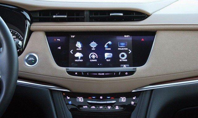 2020 Cadillac Xt5 Interior Concept Cars Group Pins Cadillac