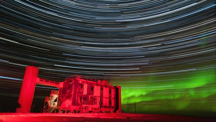 Ghost Particles Detected on Far Side of Earth Bolsters Crucial Physics Theory