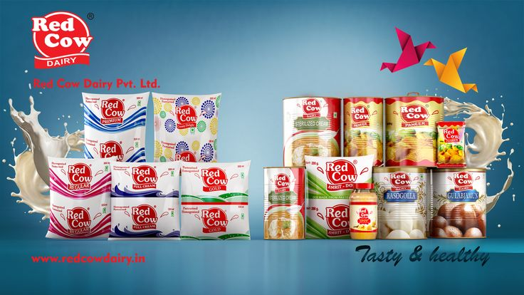 Tasty & Healthy All Red Cow Dairy Products Visit: www.redcowdairy.in Order now: +91 9836825111