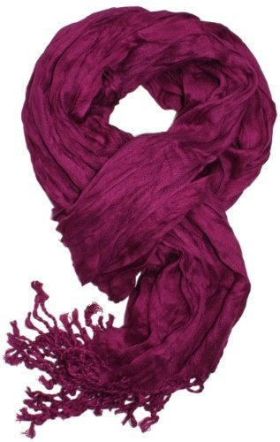 Oversized Merino Wool Scarf - Carnival Scarf by VIDA VIDA VDCmW