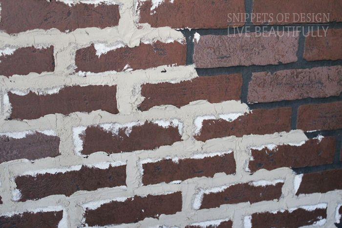 25 Best Ideas About Faux Brick Panels On Pinterest Faux