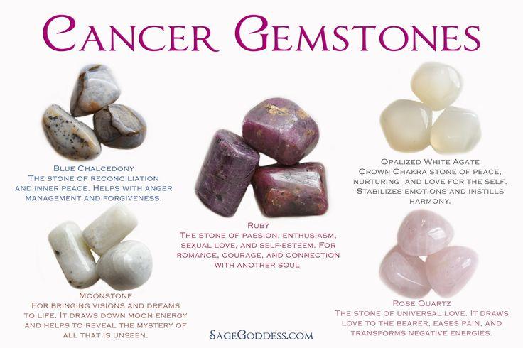Cancer Gemstones                                                                                                                                                                                 More
