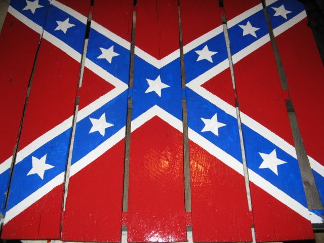 old confederate flag
