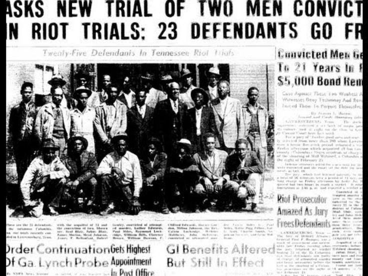 scottsboro black single men The trials of the scottsboro boys: an account the armed men rounded up every black youth they defense witnesses were all called to serve a single.