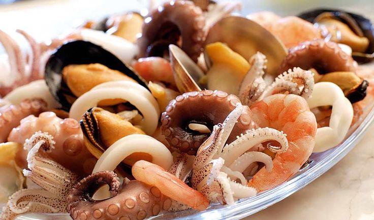 Insalata di mare: Ricetta Siciliana