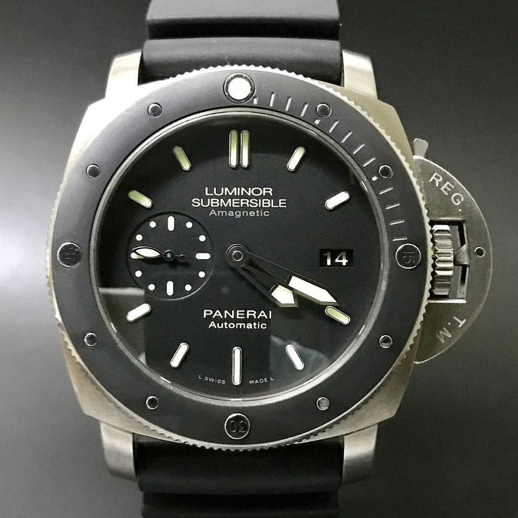 Panerai Submersible Amagnetic Pam 389