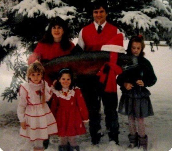 Ritratti di famiglia, parte II #xmas