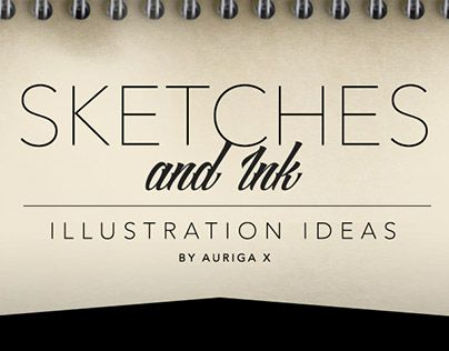 """Check out new work on my @Behance portfolio: """"Sketches and Ink"""" http://be.net/gallery/31895989/Sketches-and-Ink"""