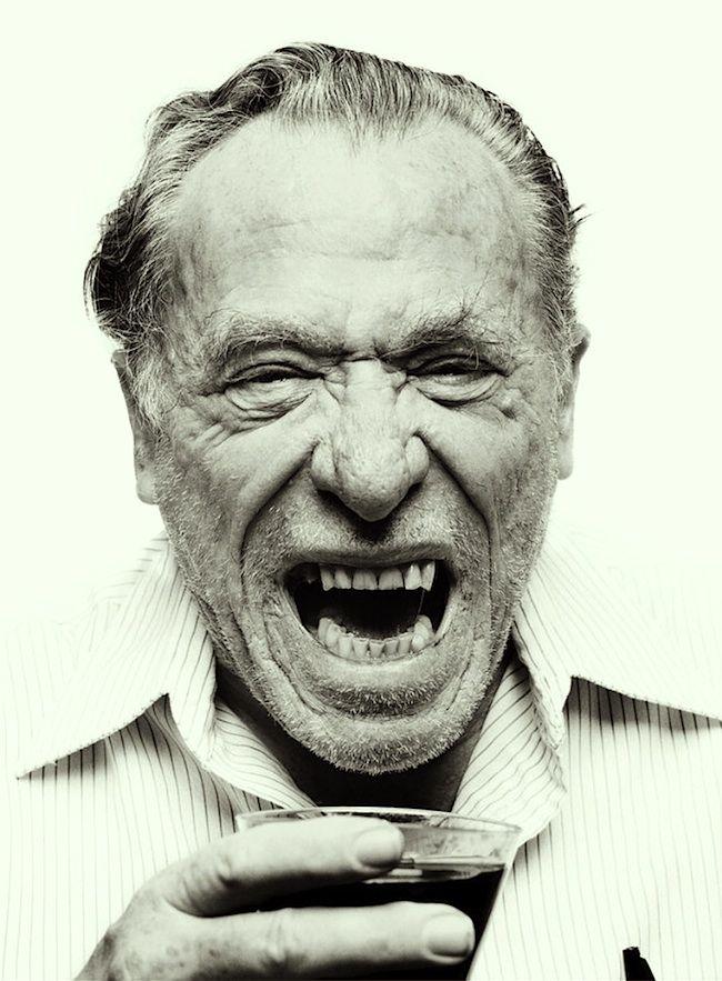 """""""Não é mau ser burro, se a ignorância for sua de fato."""" - Bukowski"""