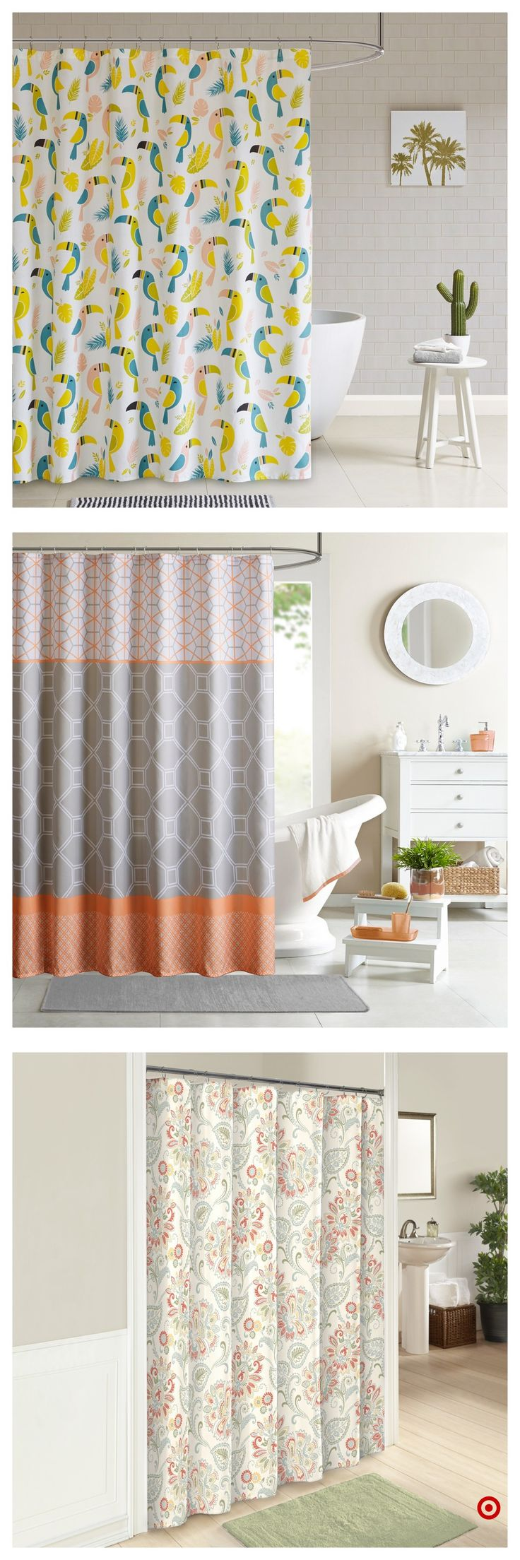 Shop Target for shower curtain you will love at great low prices. Free shipping on orders of $35+ or free same-day pick-up in store.