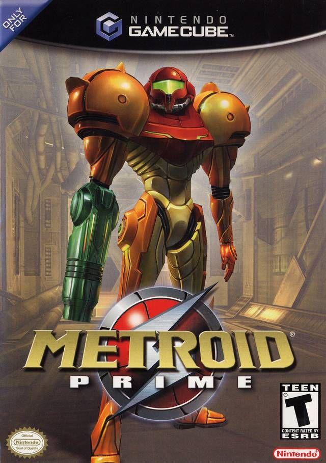 Metroid Prime (Metroid Prime Trilogy)