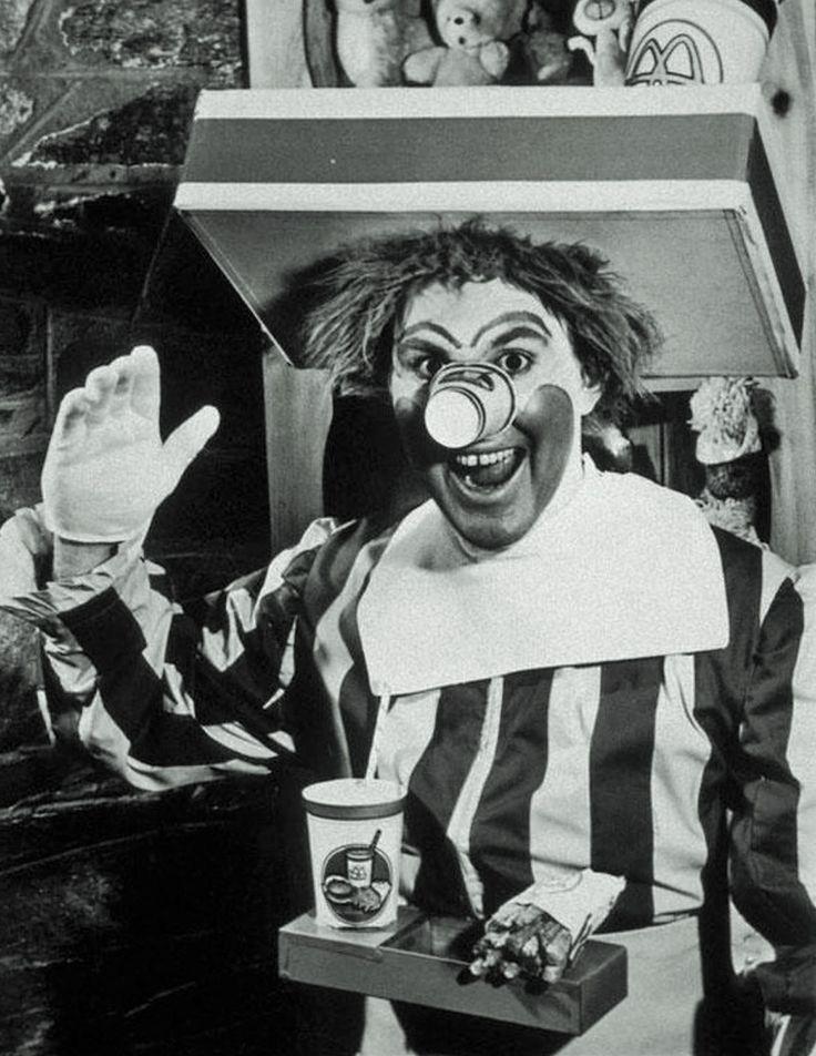 Ronald McDonald (1963)