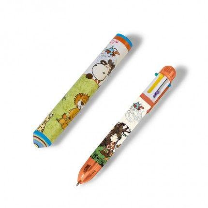 NICI Wild Friends Multicolour Pen