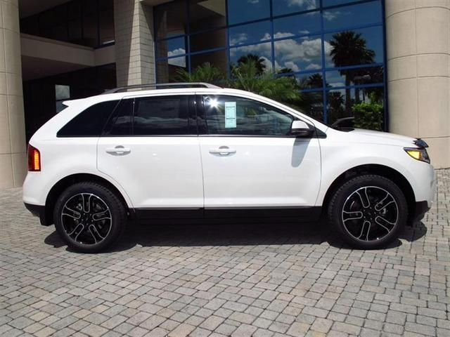 2013 Ford Edge SEL...yes please.