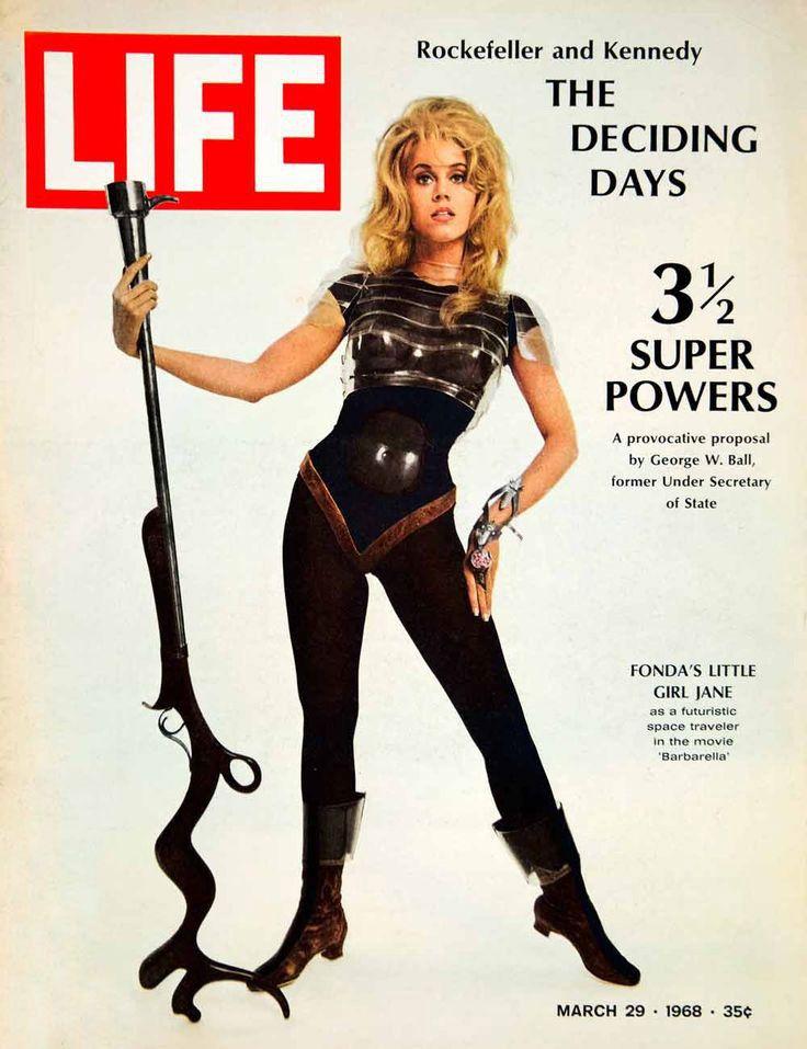 Jane Fonda Forever: Activist, Sex Symbol, Legend - Jane Fonda-Wmag