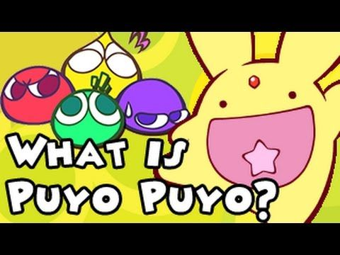 [Video] What is Puyo Puyo? A Brief Overview of the Puyo Mode in Puyo Puyo Tetris #Playstation4 #PS4 #Sony #videogames #playstation #gamer #games #gaming