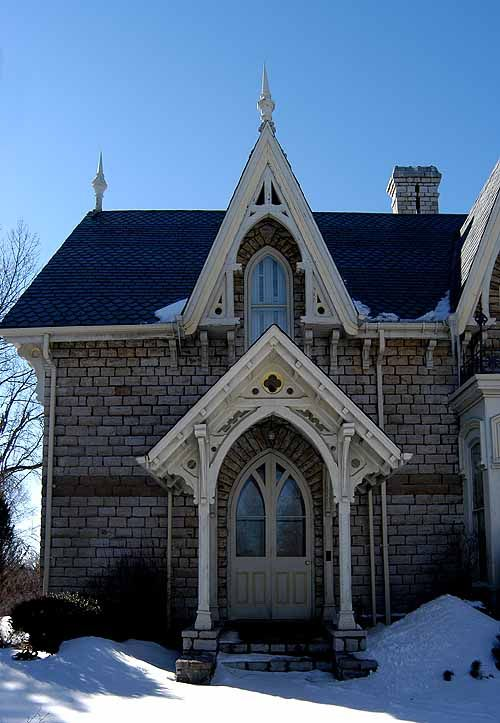 Gothic revival victorian houses by albyfurlong 556 for Gothic revival house