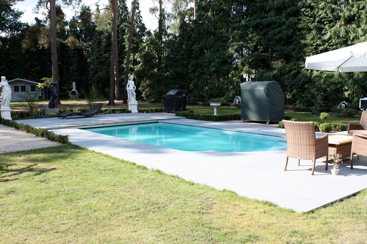 Gama de Piscine Golf: Visul Formelor Clasice Golf Pools:The Dream of Classical Forms