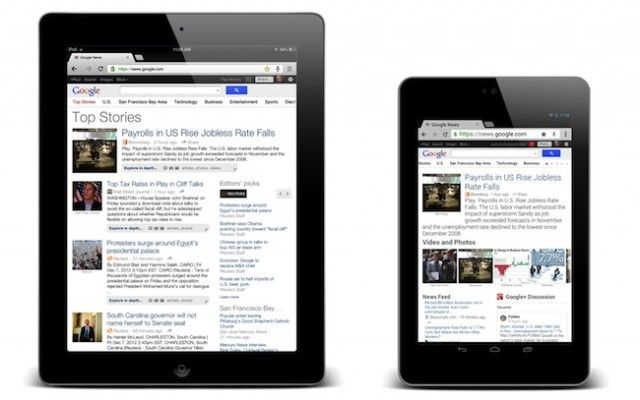 Google News Rolls Out Tablet-Optimized Version With Improved Gestures