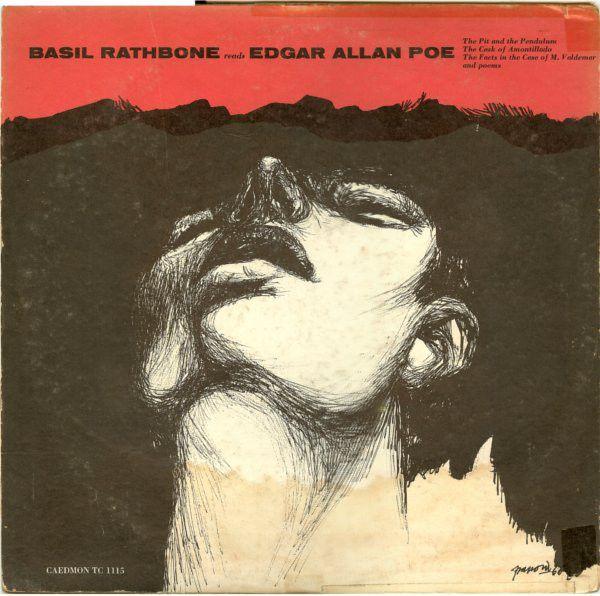Edgar Allan Poe - Basil Rathbone Reads Edgar Allan Poe Volume 2