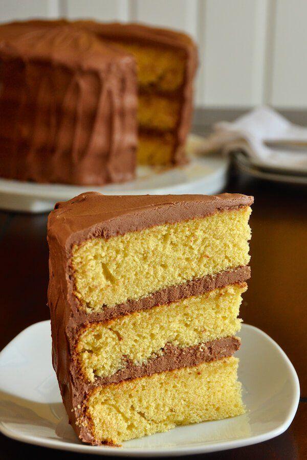 Best Yellow Cake Recipe Smitten Kitchen