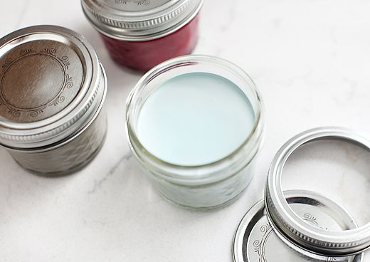 7th House on the Left | Handy Touch Up Paint Storage
