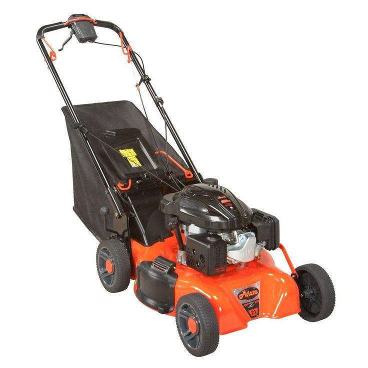 Razor 21 in. Variable Speed Self-Propelled Gas Walk-Behind Lawn Mower