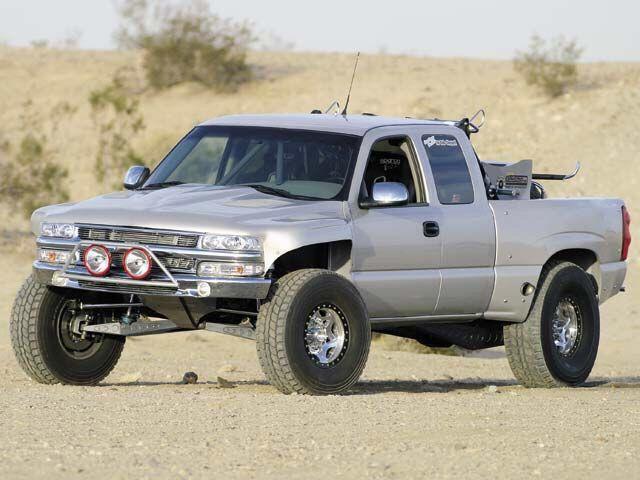 Chevy Silverado Prerunner, too - 49.6KB