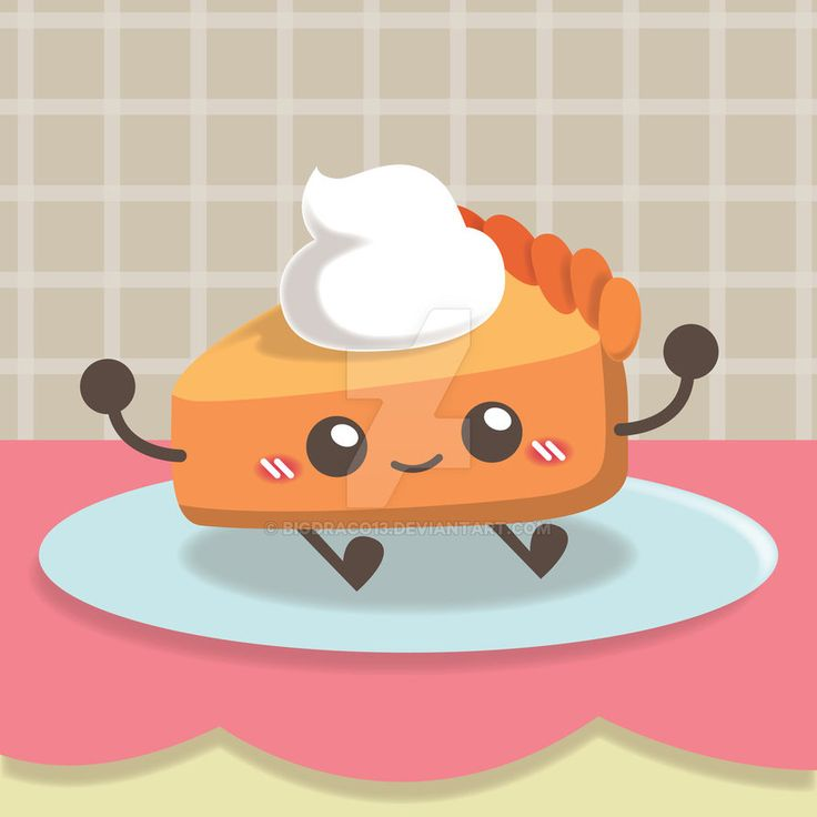 Pumpkin Pie Cute by bigdraco13 on DeviantArt