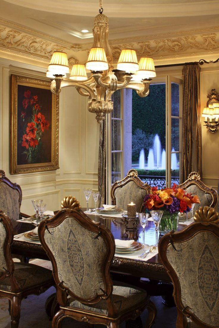 Makabi Residence Dining Room Landrydesigngroup