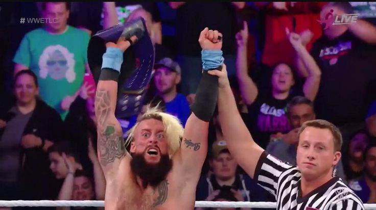 Enzo Amore is Once Again The WWE Cruiserweight Champion, Mustafa Ali Reacts