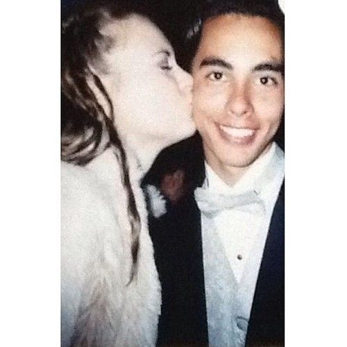 Vic Fuentes In High School victor fuentes high sc...