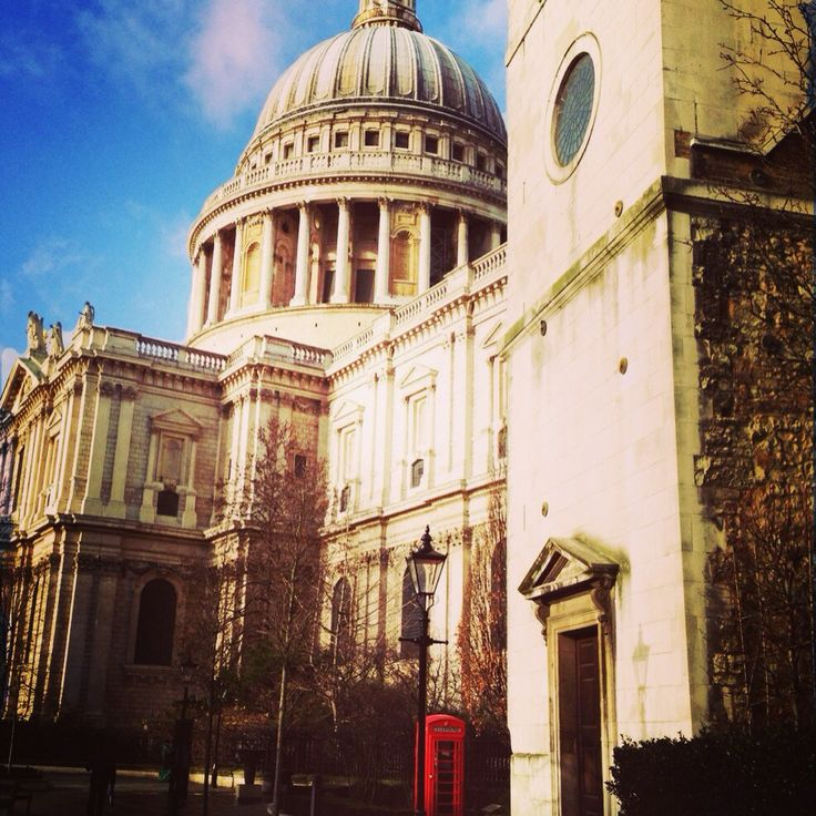 Whispering Gallery, St. Pauls London, England Photo by: Danielle Yaghdjian