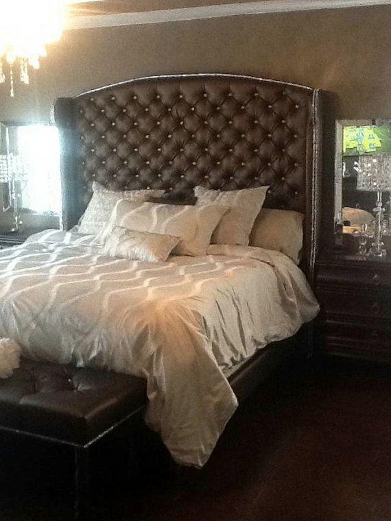 Best 25 Bed Frame Feet Ideas On Pinterest Upholstered