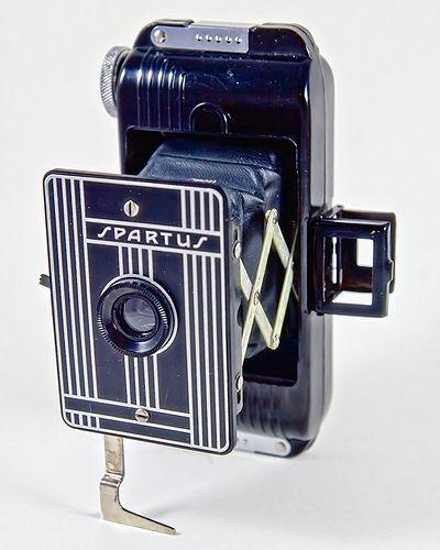 Spartus Folding Camera | Flickr - Photo Sharing!