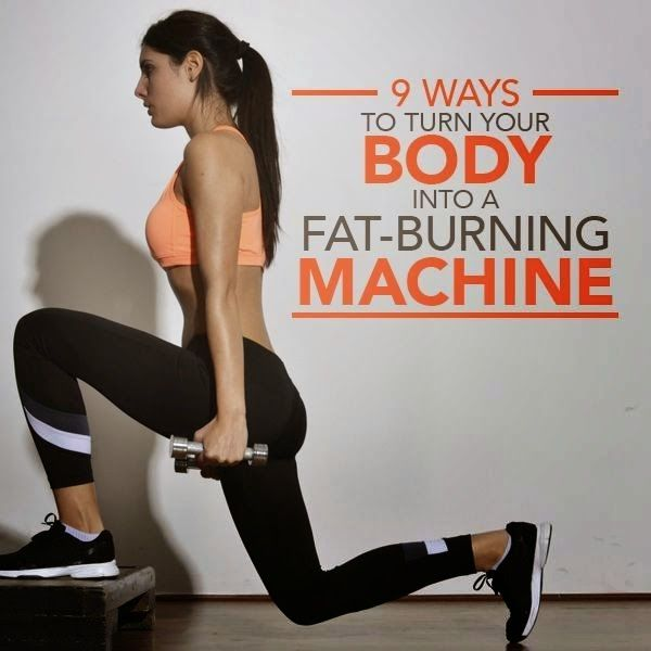 9 Ways To Fat Burning