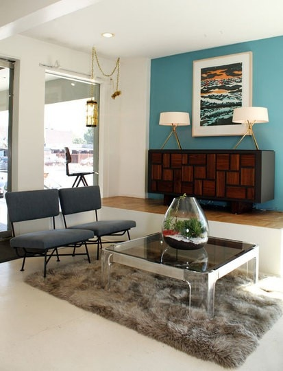 Good blue for accent wall