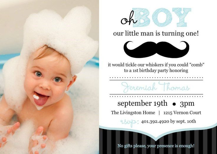 photo card birthday invites | birthday invitations template ...