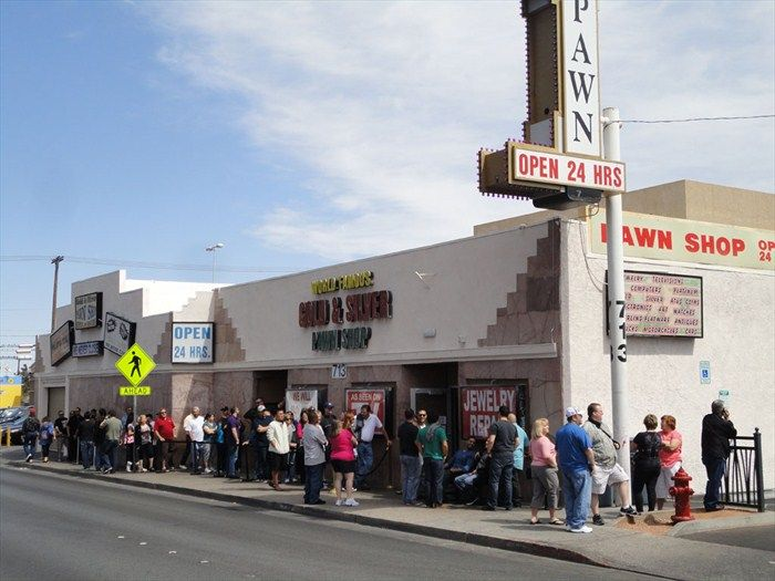 Pawn Stars ~ The Gold & Silver Pawn Shop - Las Vegas, NV--If you are a fan of the History Channel program Pawn Stars then this is a must see in Las Vegas. Located in the heart of downtown. Warning: You will stand in line to enter the store and there will be delays if they are filming.