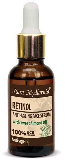 Retinol eliksir do twarzy