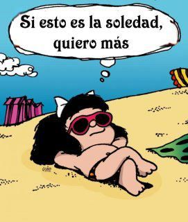Mafalda ★ Más
