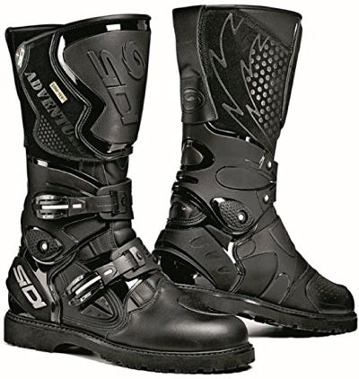 best motorcycle boots for adventure riding