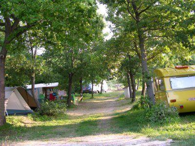 mini camping le marche Italië - Casa Tartufo