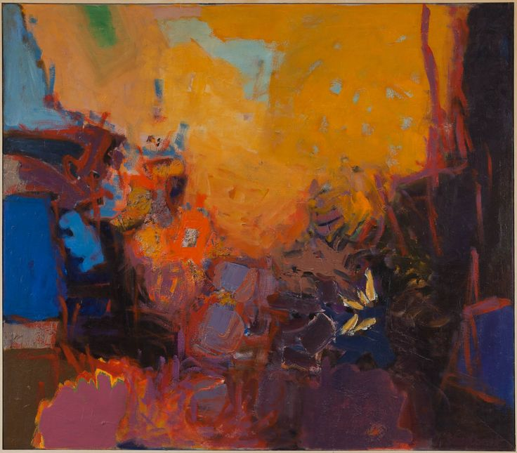 View by Type: Painting | Jack Shadbolt