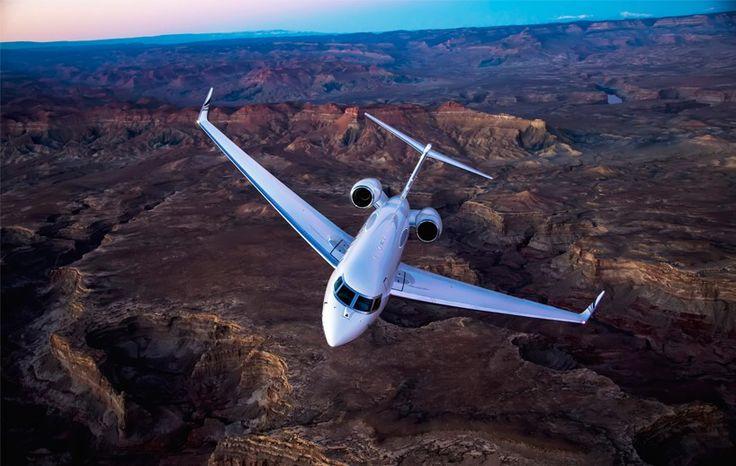 Gulfstream G650ER Business Jet Defines Luxury and High Performance