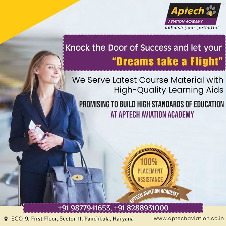 aviation academy in india in 2020 Air hostess training