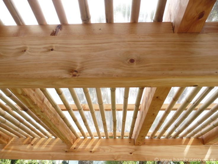 Best 25 Bamboo Roof Ideas On Pinterest Bamboo