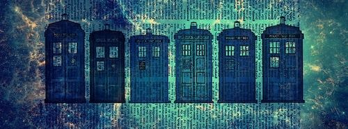 Awesome Facebook Covers Doctor Who | doctor who #timeline cover #facebook cover #nebula #tardis